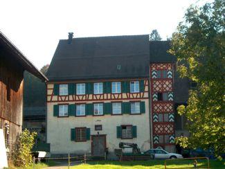 Mühle, Dorfstrasse