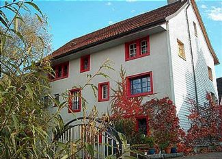 Altes Pfarrhaus, Wiesenstrasse