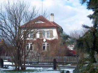 Felben-Wellhausen gestern -  Bienenheim Thurstrasse